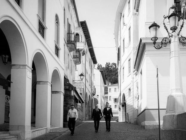 Il matrimonio di Jason e Jassica a Conegliano, Treviso 27
