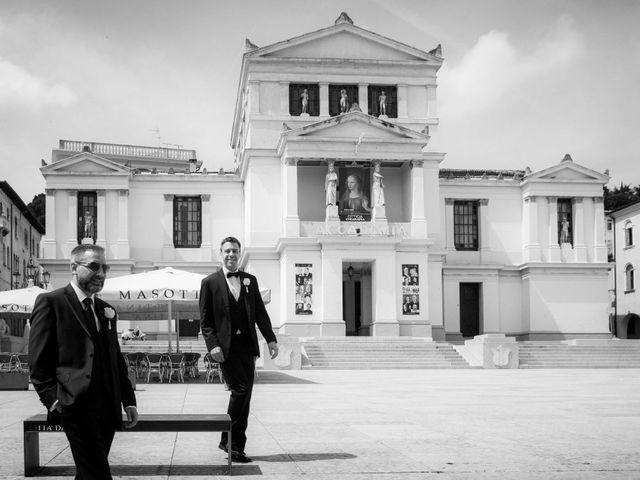 Il matrimonio di Jason e Jassica a Conegliano, Treviso 28