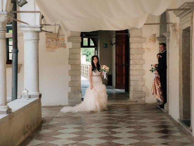 Il matrimonio di Jason e Jassica a Conegliano, Treviso 33