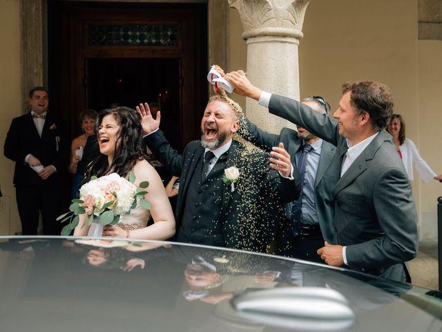 Il matrimonio di Jason e Jassica a Conegliano, Treviso 51
