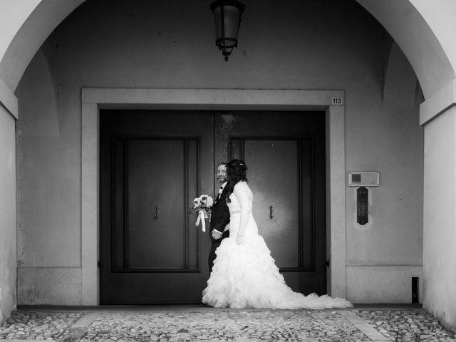 Il matrimonio di Jason e Jassica a Conegliano, Treviso 54