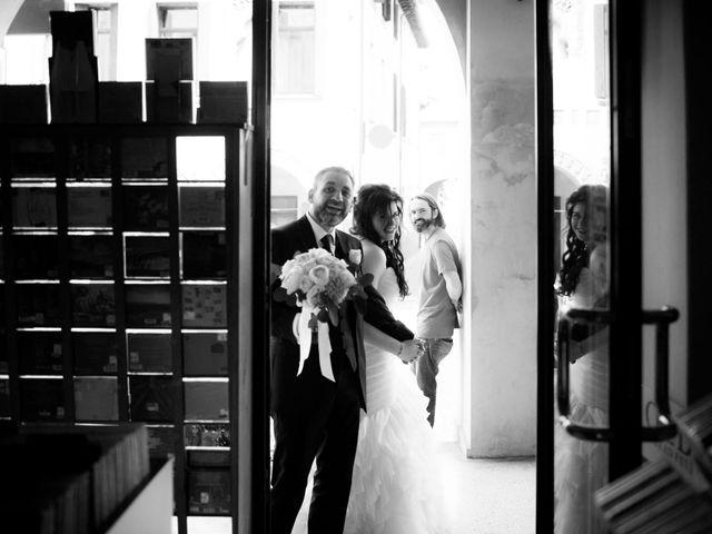 Il matrimonio di Jason e Jassica a Conegliano, Treviso 56