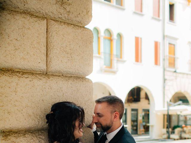 Il matrimonio di Jason e Jassica a Conegliano, Treviso 59