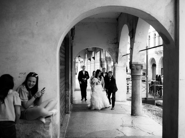 Il matrimonio di Jason e Jassica a Conegliano, Treviso 64