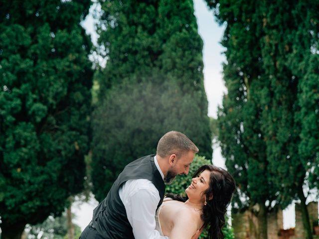 Il matrimonio di Jason e Jassica a Conegliano, Treviso 74