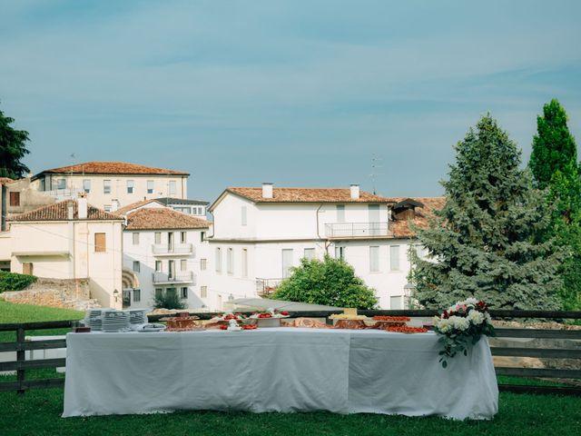 Il matrimonio di Jason e Jassica a Conegliano, Treviso 79