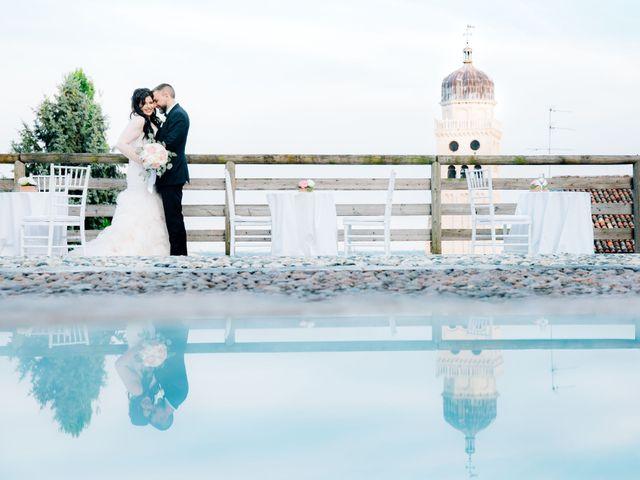 Il matrimonio di Jason e Jassica a Conegliano, Treviso 99