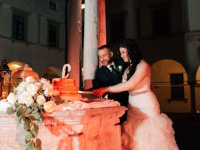 Il matrimonio di Jason e Jassica a Conegliano, Treviso 117
