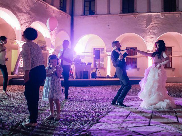 Il matrimonio di Jason e Jassica a Conegliano, Treviso 122