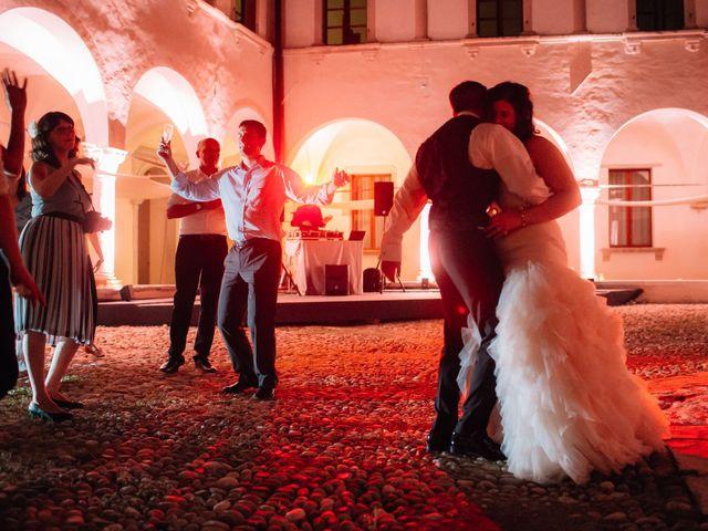 Il matrimonio di Jason e Jassica a Conegliano, Treviso 124