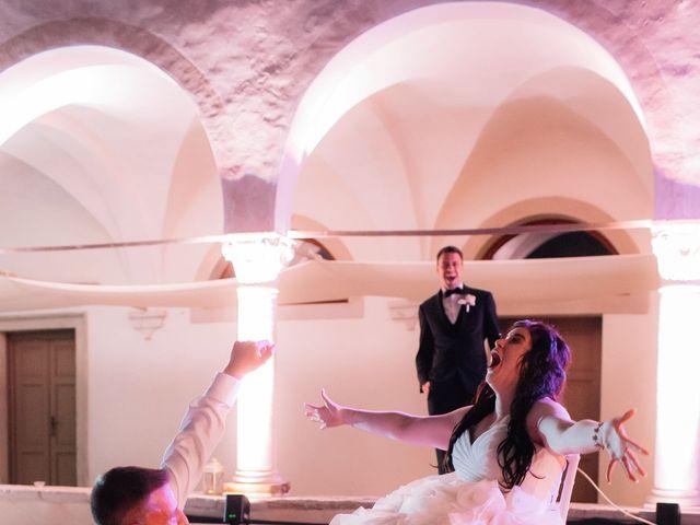 Il matrimonio di Jason e Jassica a Conegliano, Treviso 126