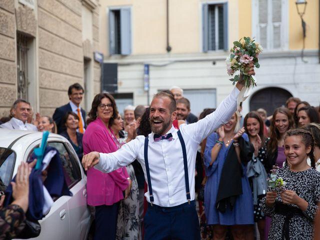Il matrimonio di Paolo e Marija a Parma, Parma 385