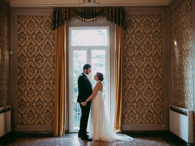 Le nozze di Giorgia e Alex
