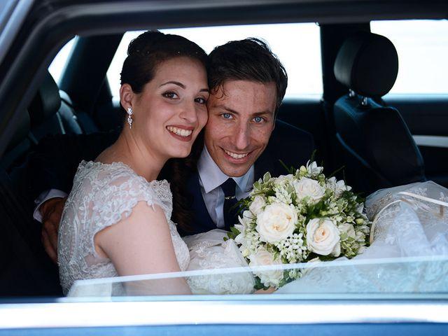 le nozze di Andrea e Daniele