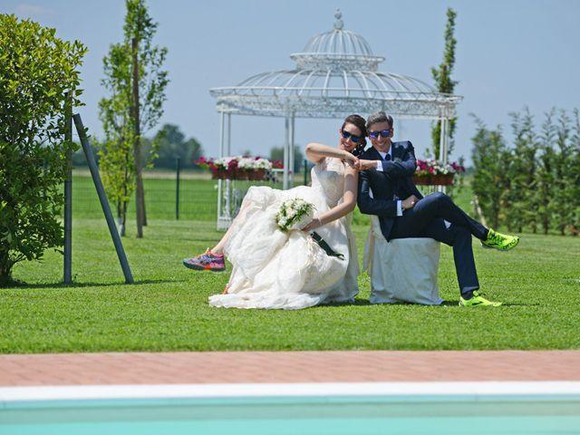 Il matrimonio di Daniele e Andrea a Copparo, Ferrara 30