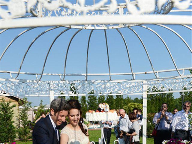 Il matrimonio di Daniele e Andrea a Copparo, Ferrara 47