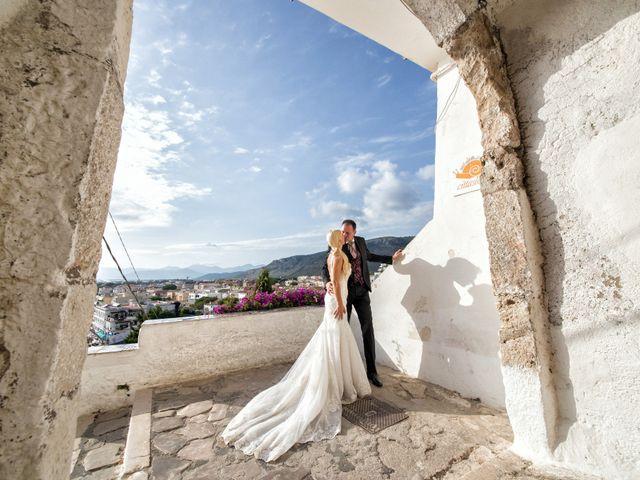 Le nozze di Ewelina e Andrea