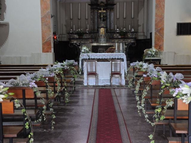 Il matrimonio di Nino e Silvia a Mediglia, Milano 3