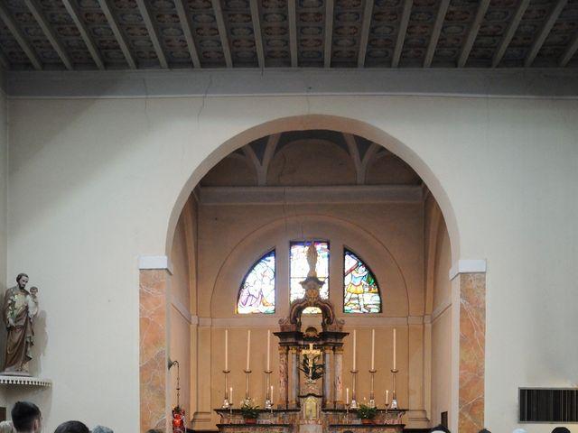 Il matrimonio di Nino e Silvia a Mediglia, Milano 5