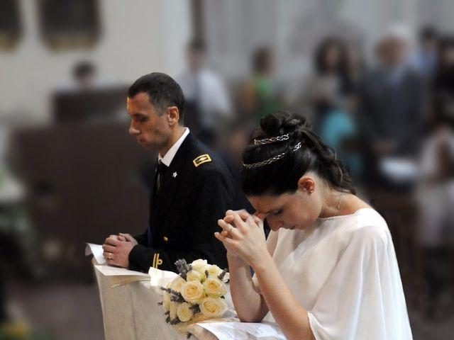 Il matrimonio di Nino e Silvia a Mediglia, Milano 12