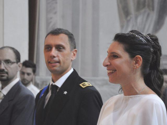 Il matrimonio di Nino e Silvia a Mediglia, Milano 13