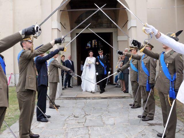 le nozze di Silvia e Nino