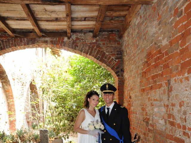 Il matrimonio di Nino e Silvia a Mediglia, Milano 30