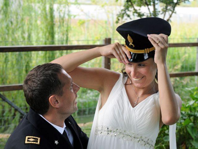 Il matrimonio di Nino e Silvia a Mediglia, Milano 32