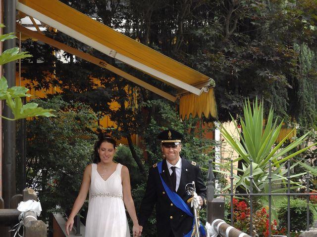 Il matrimonio di Nino e Silvia a Mediglia, Milano 38