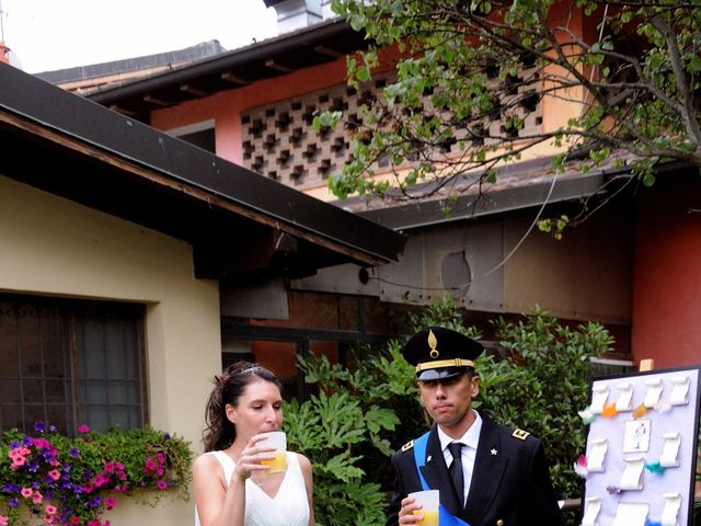Il matrimonio di Nino e Silvia a Mediglia, Milano 39