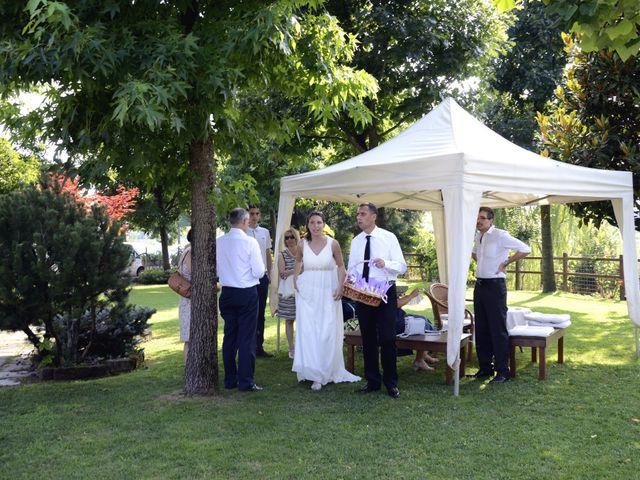 Il matrimonio di Nino e Silvia a Mediglia, Milano 41