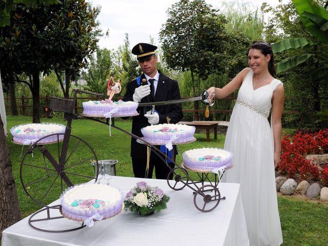 Il matrimonio di Nino e Silvia a Mediglia, Milano 49