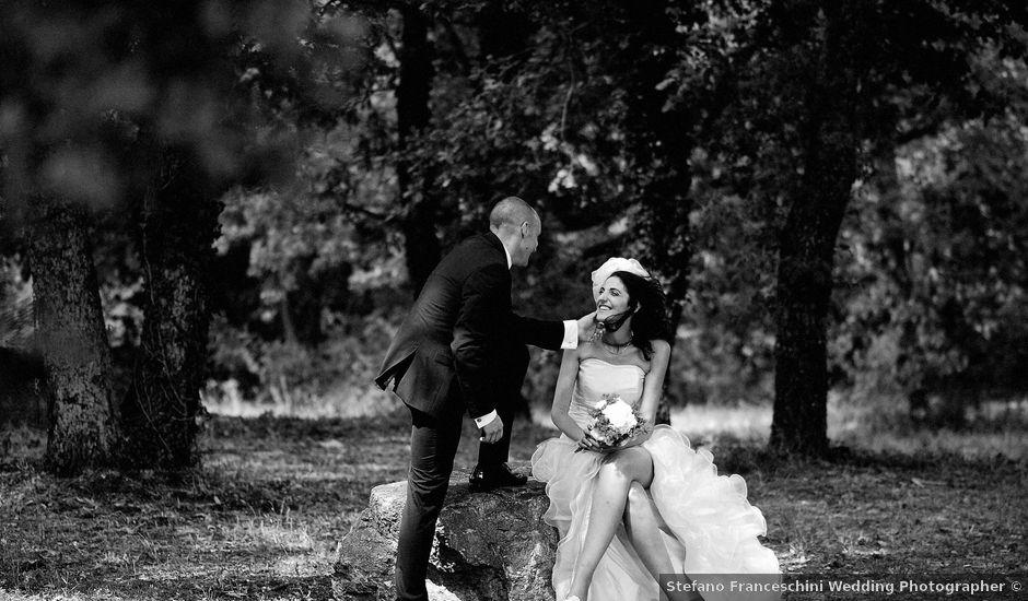 Il matrimonio di Daniele e Nunzia a Magliano in Toscana, Grosseto