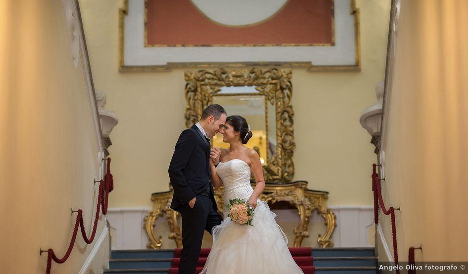 Il matrimonio di Carmine e Giovanna a Fisciano, Salerno