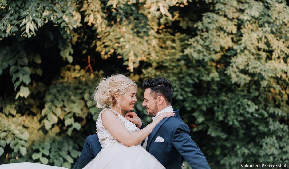 Il matrimonio di Andrea e Renata a Bevilacqua, Verona