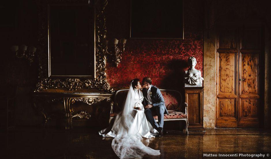 Il matrimonio di Daniel e Siyi a Fiesole, Firenze