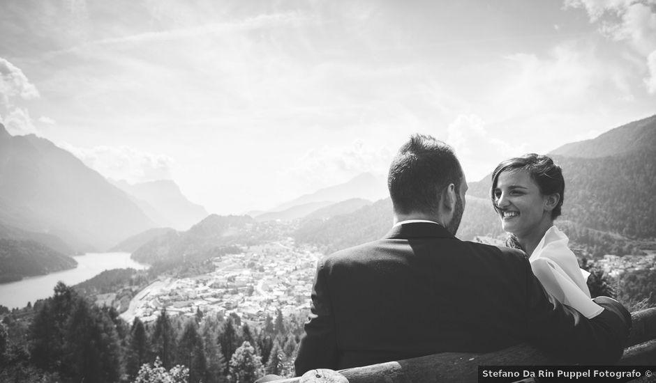 Il matrimonio di Giovanna e Giorgio a Domegge di Cadore, Belluno