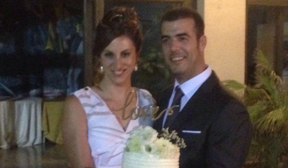 Il matrimonio di Valeria e Gianni a Valderice, Trapani