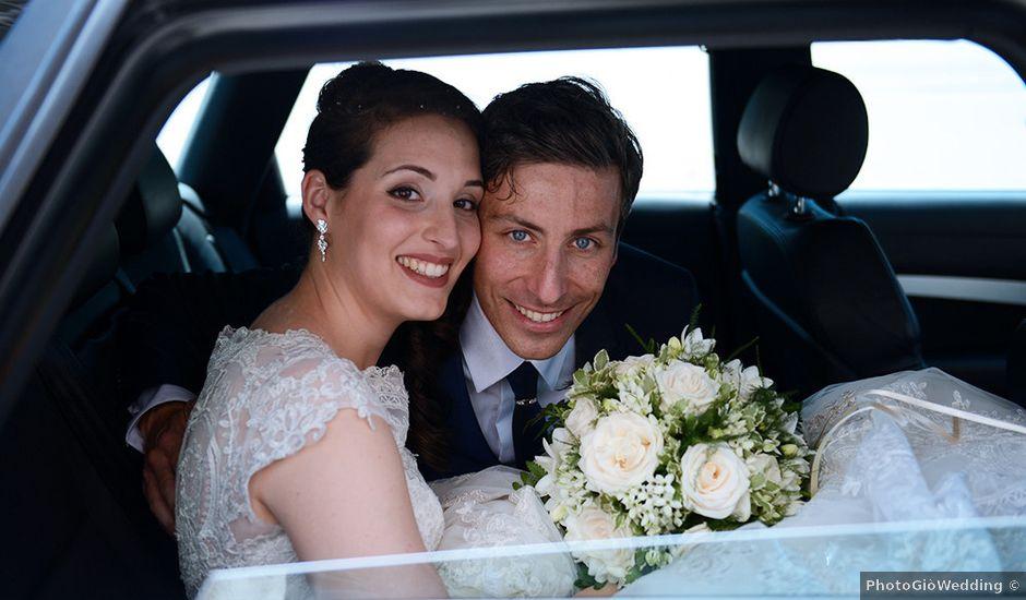 Il matrimonio di Daniele e Andrea a Copparo, Ferrara