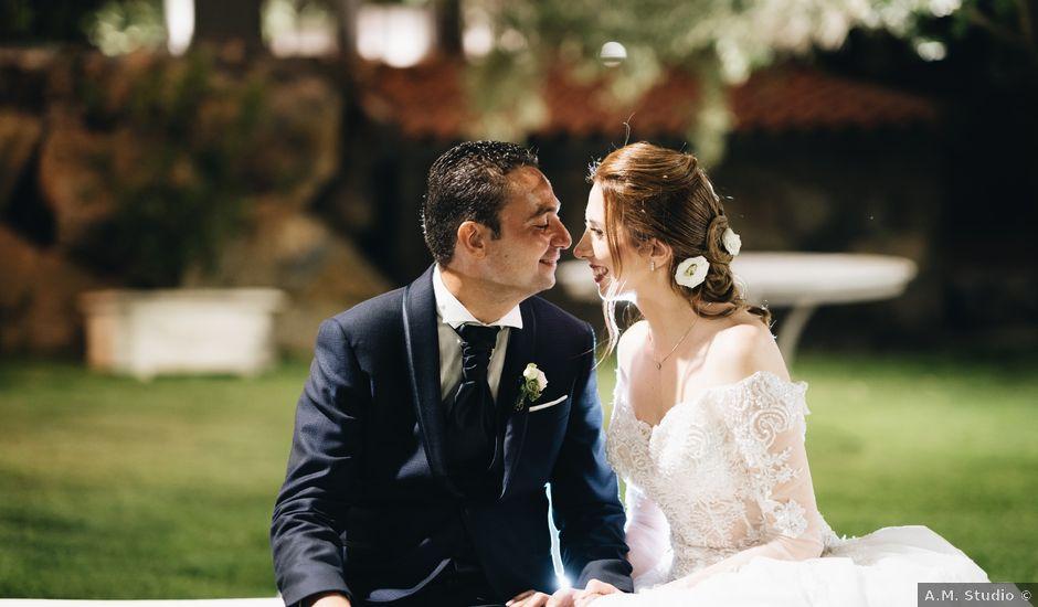 Il matrimonio di Giusy e Giuseppe a Trecastagni, Catania