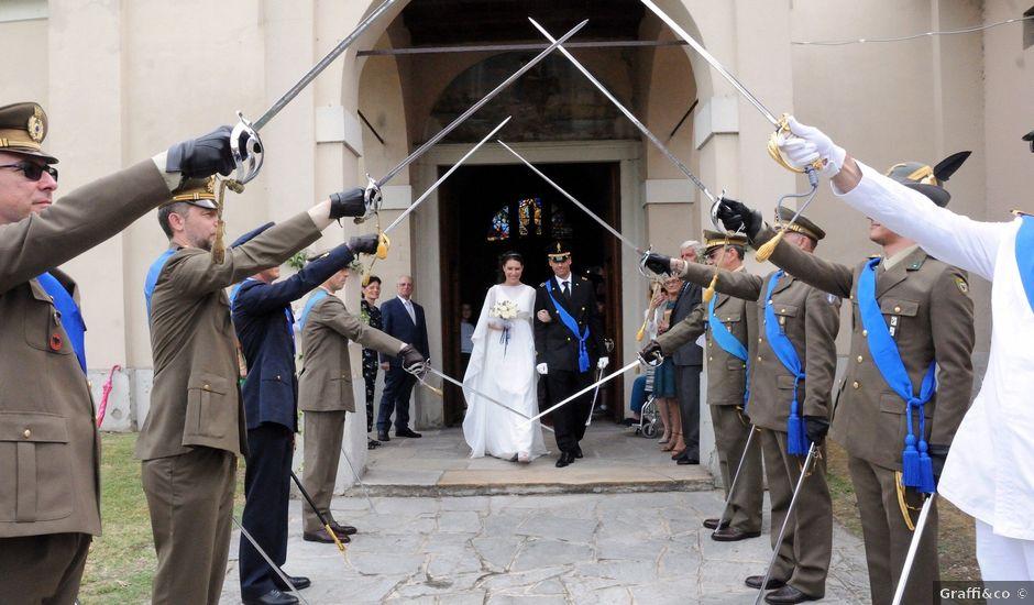 Il matrimonio di Nino e Silvia a Mediglia, Milano