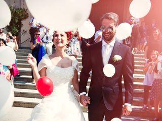 Le nozze di Mattia e Maria Beatrice