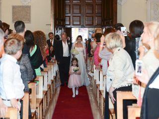 le nozze di Magda e Davide 1