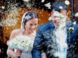 Le nozze di Magda e Davide
