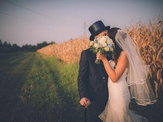 Le nozze di Denise e Michi