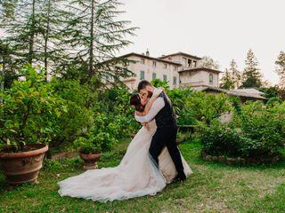 Le nozze di Mariangela e Alessio