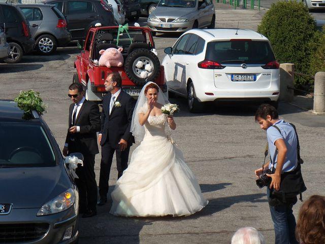 Il matrimonio di Maria Beatrice e Mattia a Selvazzano Dentro, Padova 1