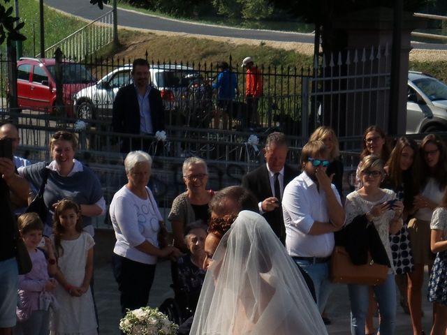 Il matrimonio di Maria Beatrice e Mattia a Selvazzano Dentro, Padova 4