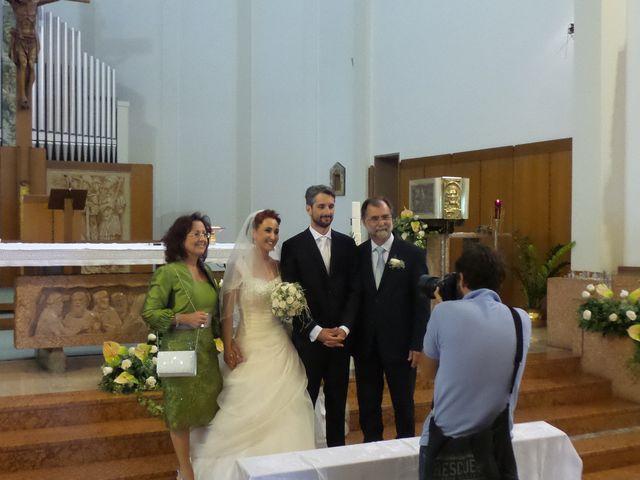 Il matrimonio di Maria Beatrice e Mattia a Selvazzano Dentro, Padova 6