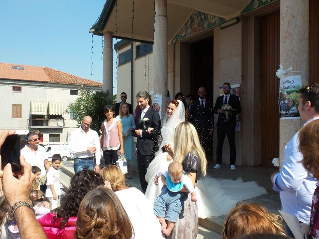 Il matrimonio di Maria Beatrice e Mattia a Selvazzano Dentro, Padova 8